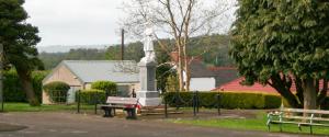War Memorial Park, Coedpoeth