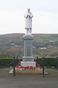 The War Memorial, Coedpoeth